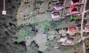 Pozemek k výstavbě rekreační chaty – Osvětimany